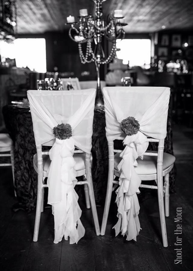 Wedding chair covers 7