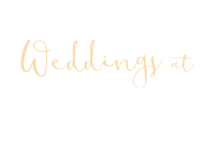 Weddings at Tiffanys