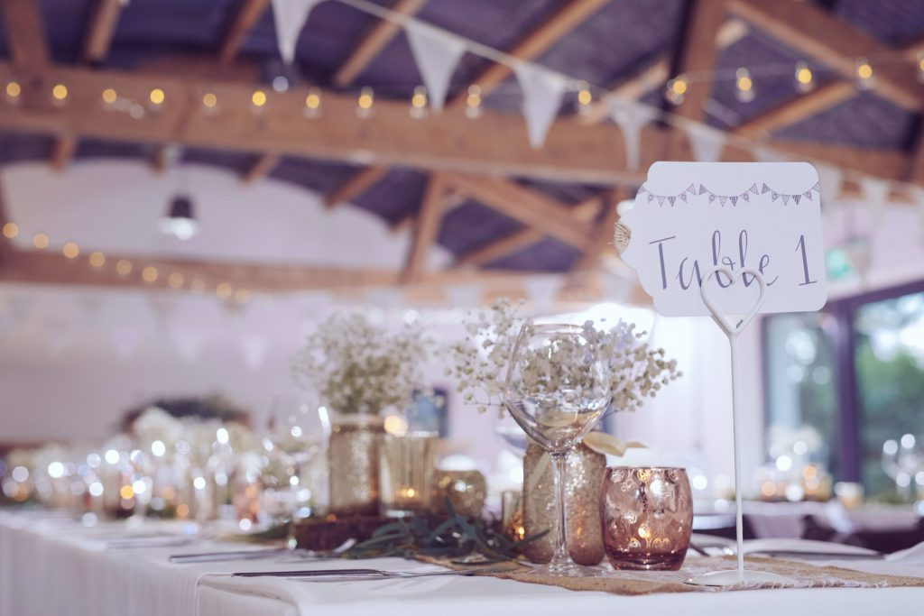 Latest Wedding Trends for 2018