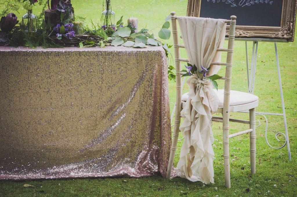 Wedding chair covers 1