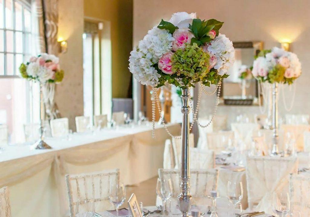 Wedding table centrepiece 5-2