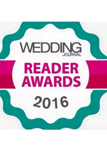 Wedding Journal Reader Awards 2016